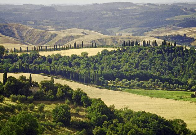 Gambassi Terme - Via Francigena