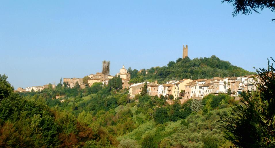 San Miniato - Via Francigena