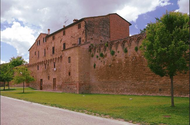 le mura di Buonconvento