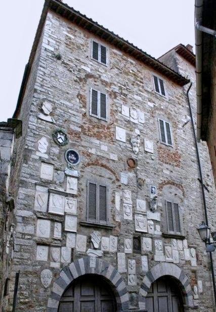 Palazzo Pretorio - Campiglia Marittima