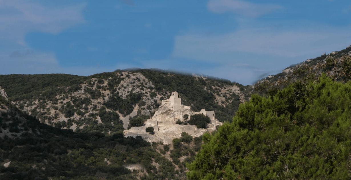 Panorama Rocca San Silvestro