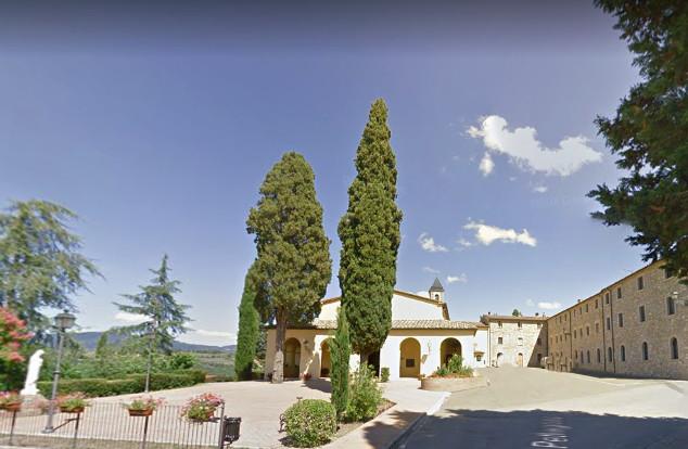 Santuario Madonna del Frassine - Monterotondo Marittimo