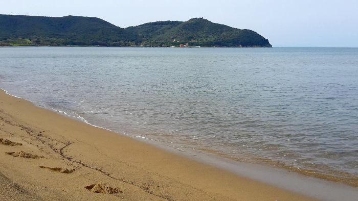 Spiaggia di Baratti e Promontorio di Populonia