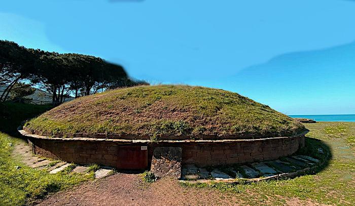 Tomba dei Carri